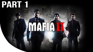 Road to Mafia 3 - Mafia 2 Walkthrough Part 1 - Vito and Joe