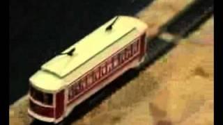Bachmann HO  scale Trolley and Streetcar