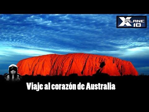X-Plane Adventures: Viaje al corazón de Australia