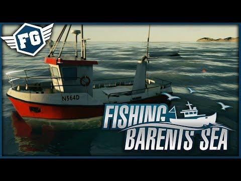 Fishing: Barents Sea - Anglicko-České Rybaření