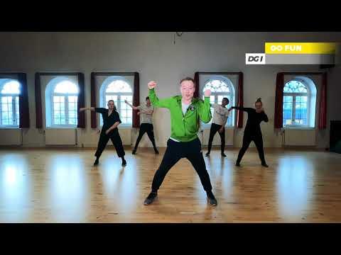 DGI Gymnastik - Dans med Peter Friis - Come so far