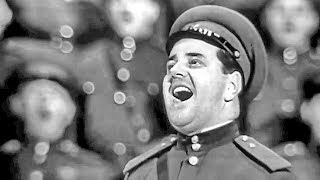 """""""Nice guy"""" - Ivan Bukreev and the Alexandrov Red Army Choir (1962)"""