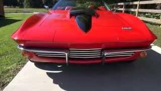 '67 Chevrolet Corvette LS1 Resto-Mod by Classic 1 at Auction