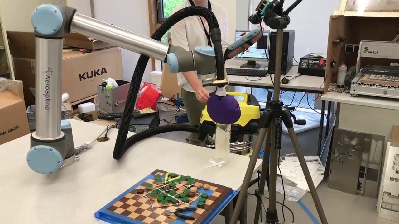 Robotics CATIE - CATIE Robotics Team