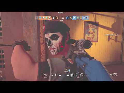 Sly Gameplay - Tom Clancy's Rainbow Six Siege Funny Moments Vol. 8