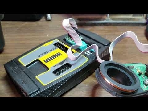 "EEPROM LOCKSMITH Demo's ""Remote-Transponder Programming,"" W/O Car PRESENT!"