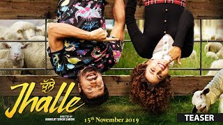 Jhalle (Official Teaser) | Binnu Dhillon | Sargun Mehta | Releasing On 15th November