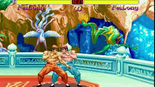 (music) Super Street Fighter 2 Turbo - ‎Hong Kong - Fei Long Stage and music