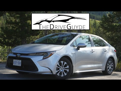 2020 Toyota Corolla Hybrid Review: Can It Dethrone The Prius?