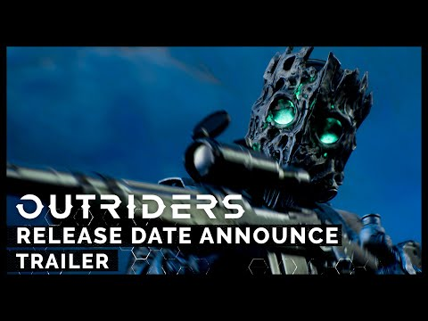 Outriders: Release-Datum Trailer