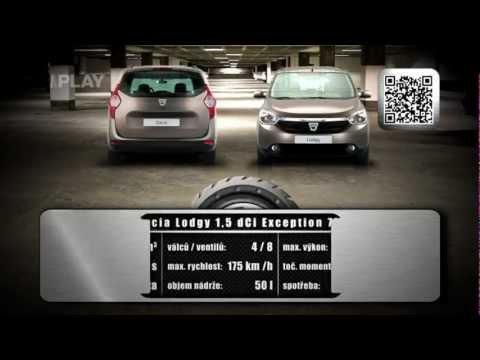 Dacia Lodgy 1.5 DCi - Test 2012