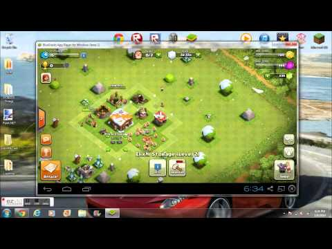 Play Clash Of Clans on PC and Mac!