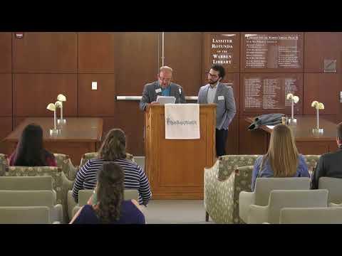 IRC 2018: Dr. Eric Lowdermilk