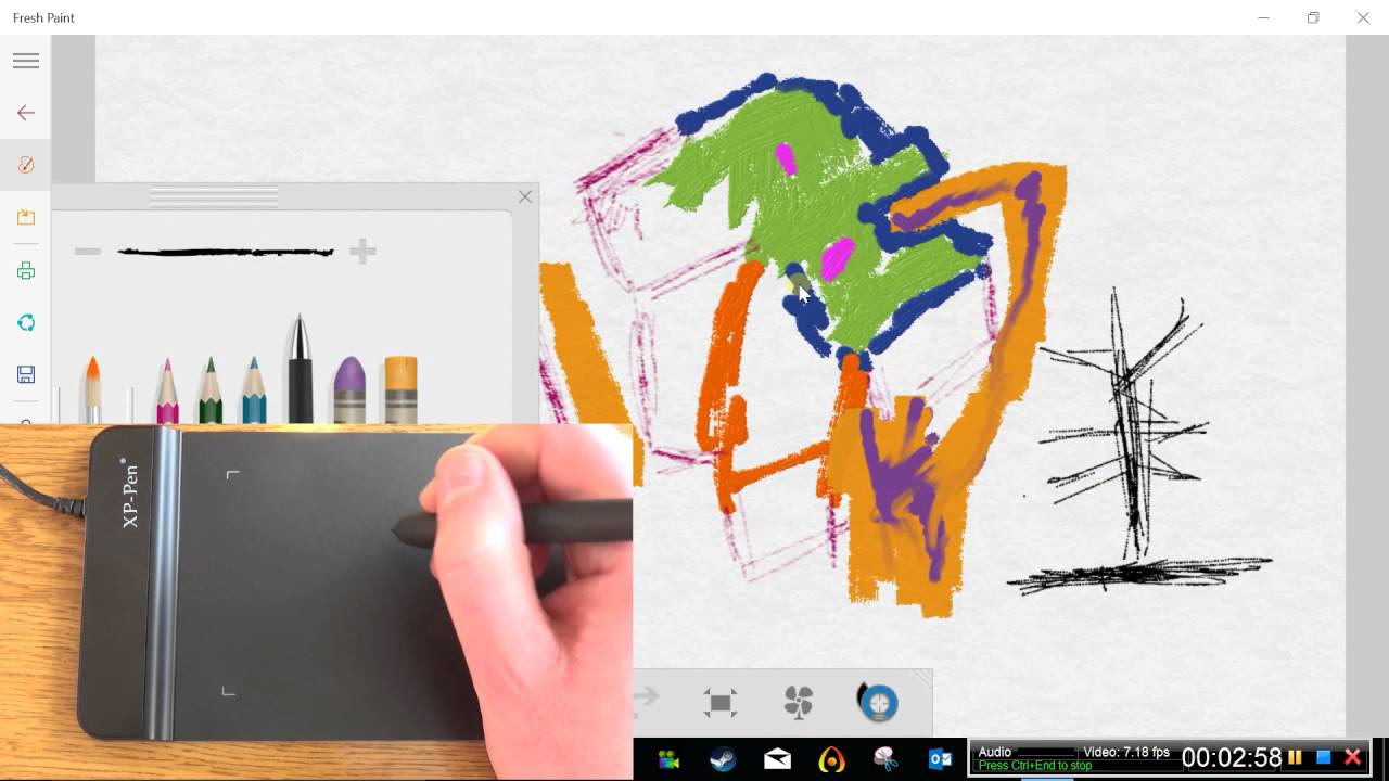 Xp Pen G430 Graphics Tablet For Osu Review Doovi