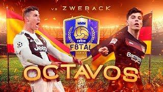 F8TAL RONALDO 99 | OCTAVOS DE FINAL | DjMaRiiO vs ZwebackHD