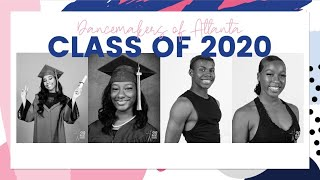 Class of 2020 Senior Tribute | Virtual 20th Anniversary | Dancemakers of Atlanta