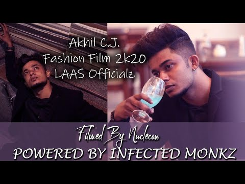 AKHIL C.J. FAshion Film 2k20. Filmed by Nuclecon. Powered by INFECTED MONKZ