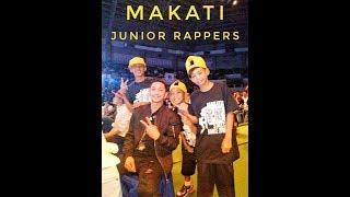 """Jhong """"Sample King"""" Hilario napabilib  I  Junior Rapper ng Makati  I  One Day"""