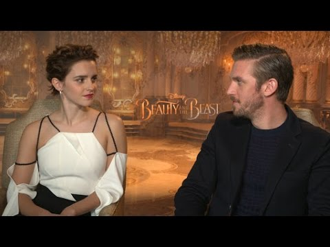 Emma Watson and Dan Stevens Talk About the Feminism in Beauty and the Beast