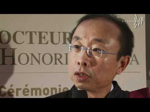 H-S Philip Wong interview for Honorary Doctorate Award Ceremony
