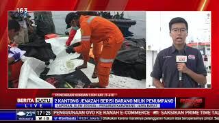 Banyak Korban Lion Air Tertimbun Lumpur di Dasar Laut