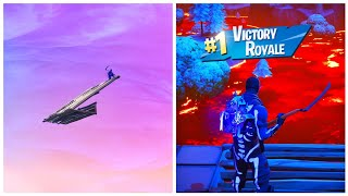Get unlimited wins in FLOOR IS A LAVA glitch (New) Fortnite glitches season 8 PS4/Xbox one