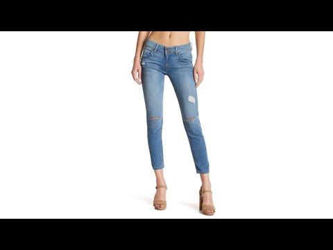 Collin Crop Jeans