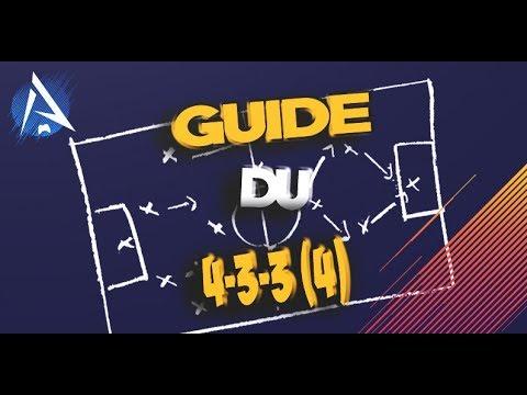4-3-3 (4) : FIFA 18 Tutoriel