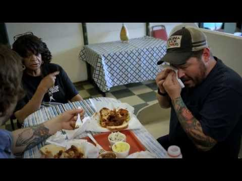 Sean Brock Visits Prince's Hot Chicken on Season 2 of The Mind of a Chef