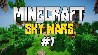 Minecraft [ITA] - Sky Wars #01 - Chiodo scaccia chiodo.