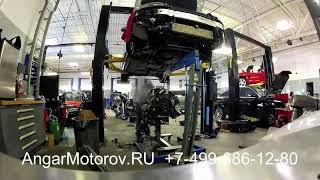 видео Ремонт Ауди А3 Замена топливного фильтра дизельного двигателя Audi A3