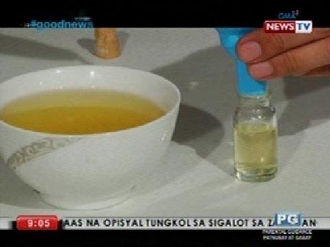 Good News: Homemade essential oils