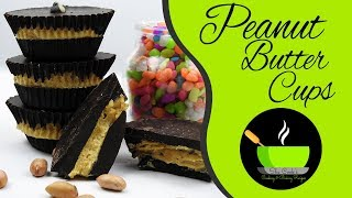Peanut Butter Cups | Chocolate Peanut Butter Cups Recipe | Christmas Recipes | Instant Recipes