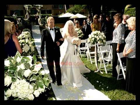 Tim lavigne wedding