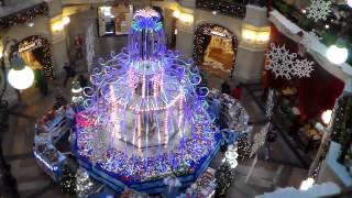 фонтан ГУМа Главный удачный магазин ч.2 предновогодний(, 2013-12-21T23:26:21.000Z)