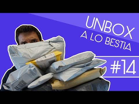 Unboxing a lo Bestia #14 Zone Aliexpress - Elephone S7 y 10 paquetes más