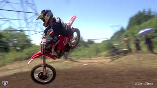 RAW riding clips from press day at Washougal MX Park.