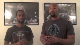 Ward-Barrera, Brook-Bizier Pre Fight Breakdown