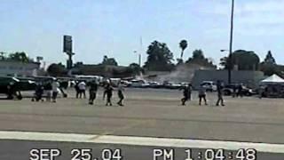 Ford Tri motor crash