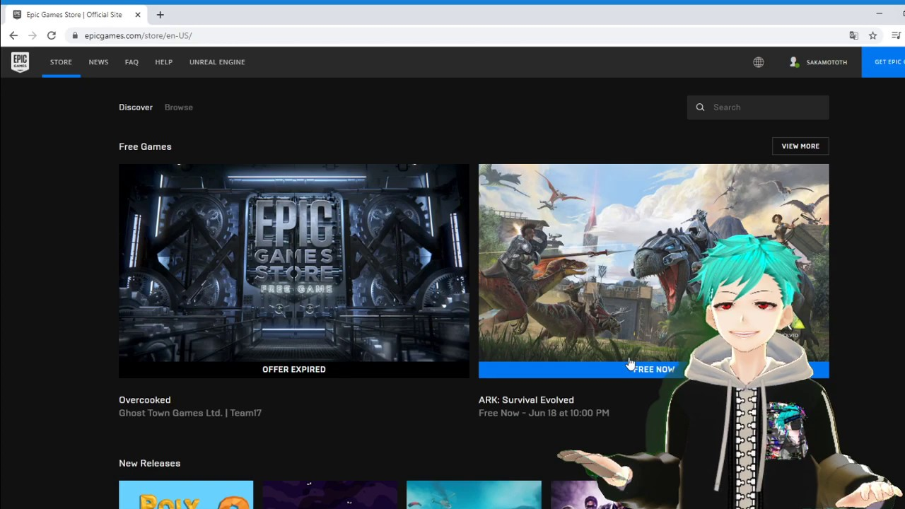 วันนี้แจกเกม ark survival ฟรีๆไปเลย 11-18 มิ.ย นี้ ใน Epic Games