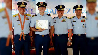 LT GERALD ANDERSON PCGA Foundation K9 Search and Rescue