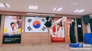 Tổng hợp những video Tiktok với những màn võ thuật Taekwondo cực hay : nguồn Tiktok