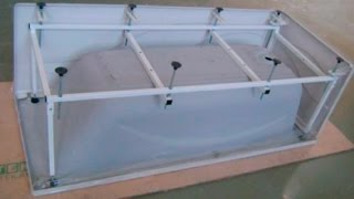 Сборка и установка акриловой ванны(Интернет-магазин ВИВОН http://www.vivon.ru/ огромный выбор сантехники для дома! #акрил, #ванна, #ванны, #акриловаяванн..., 2016-11-10T10:00:16.000Z)