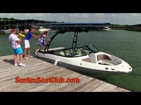 Suntex Boat Club | Your Premier Boat Rental Club