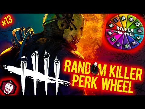 Random Killer Perk Wheel - Leatherface #13 - Dead By Daylight