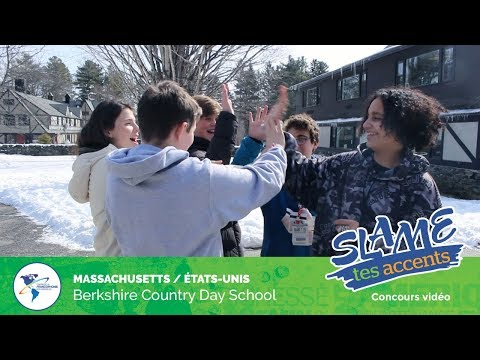 Slame tes accents 2019 - Groupe B - Berkshire Country Day School au Massachusetts