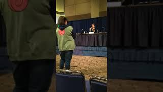 Crispin Freeman Q&A Panel: SacAnime Winter 2018 - Day 2