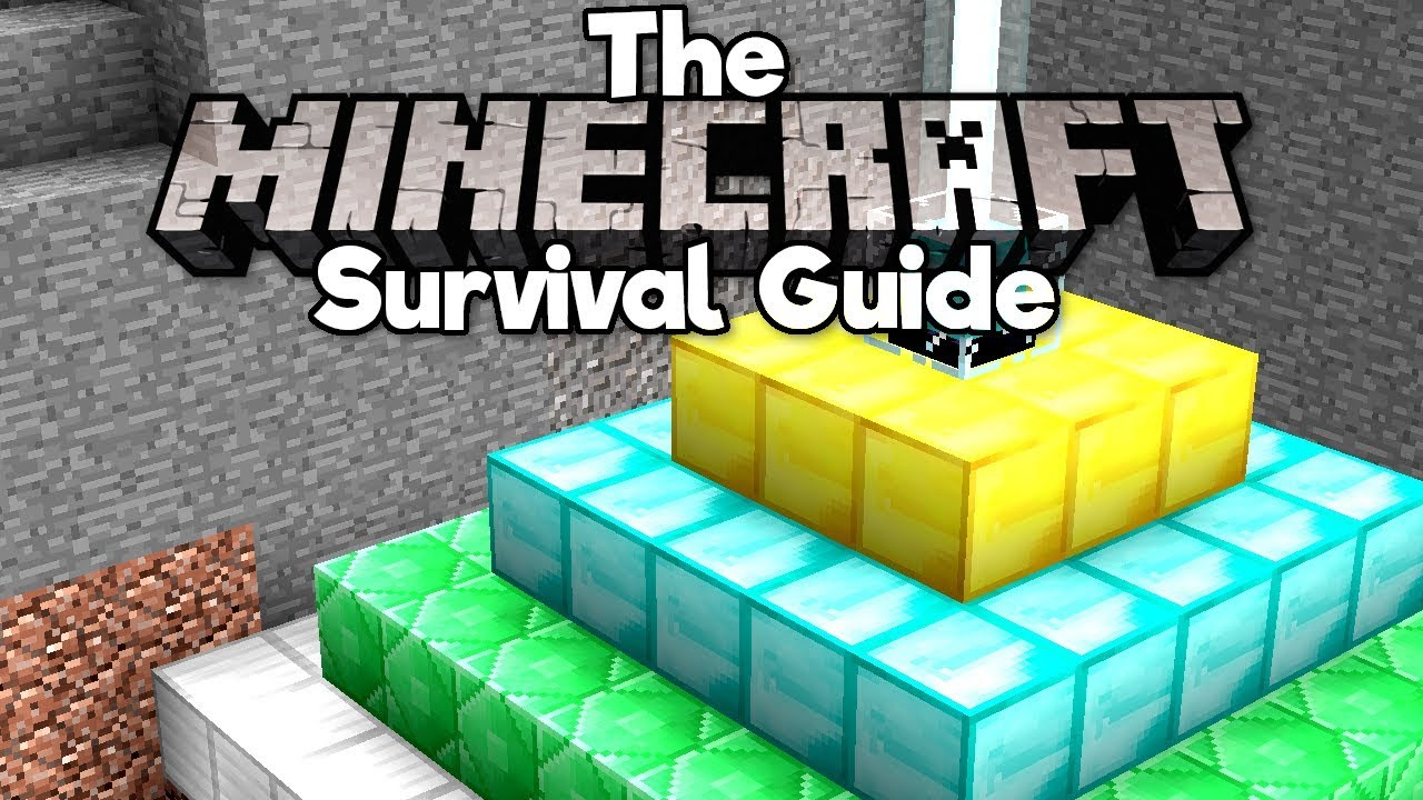 Download How To Use A Beacon! ▫ The Minecraft Survival Guide (Tutorial Lets Play) [Part 54]