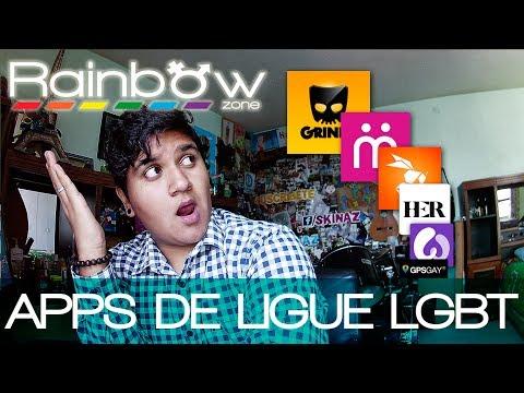 APP PARA LA COMUNIDAD LGBT | APPS DE LIGUE @Rainbow_Zone