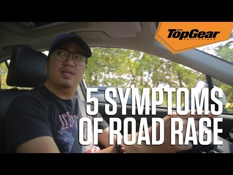 5 signs you're prone to road rage